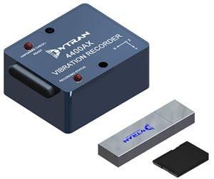 Tri-axial Vibration Recorder